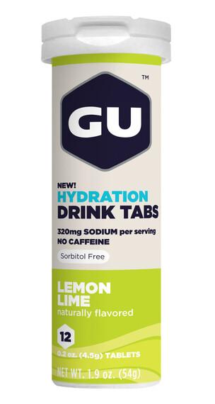 GU Hydration Tabs Lemon Lime